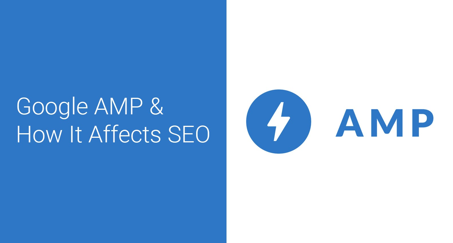 Google AMP and SEO