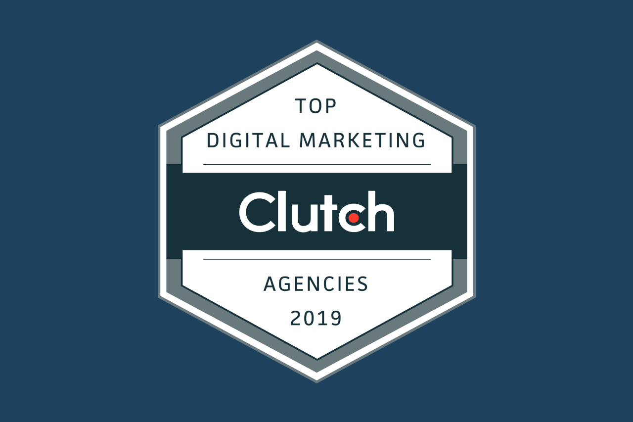Signa Marketing Receives a Clutch Leader Award in Digital Marketing