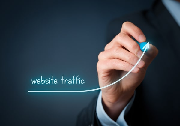 Driving High Intent Traffic to a New Site